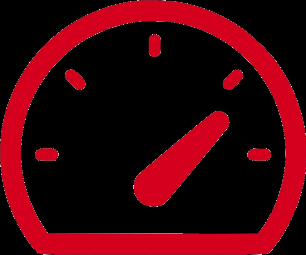Mileage icon